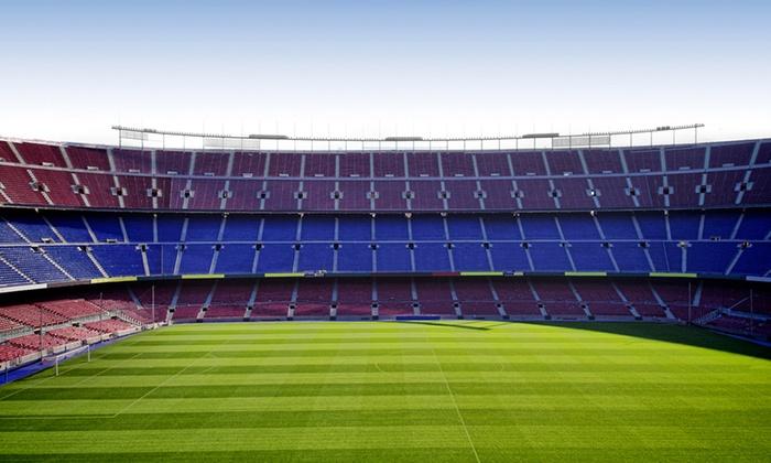 Barcelone 1 A 2 Nuits Avec Pdj Et Ticket La Liga Ligue Des Champions Groupon Voyages