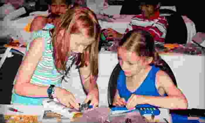 Robots-4-U - Multiple Locations: $149 for a Five-Day Kid's Robotics Summer Camp at Robots-4-U ($399.95 Value)