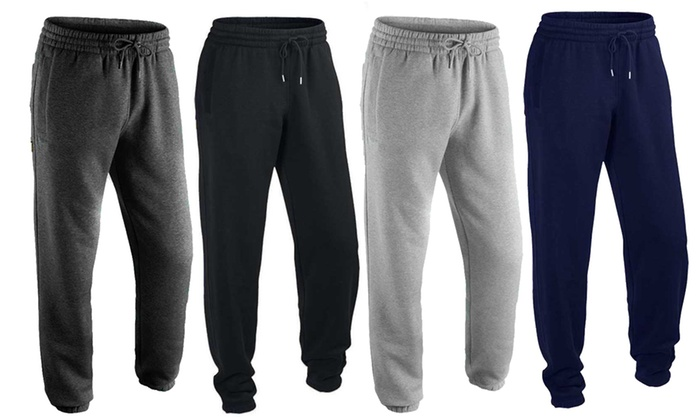 MIG Men's Classic Jogging Bottoms from £7