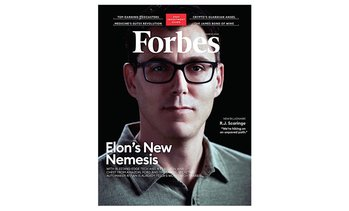 49% Off One-Year Subscription to Forbes Magazine
