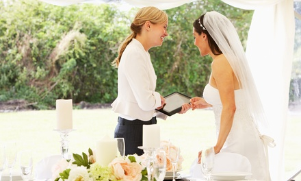 $193 for $350 Worth of Wedding-Planning Services — Morning Glory Event Planning