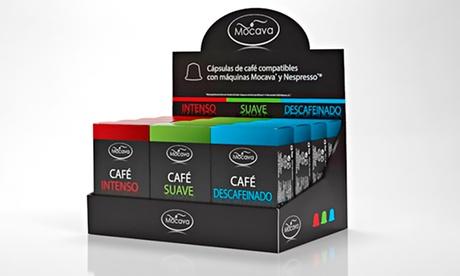 Fino a 160 capsule compatibili con macchine Nespresso disponibili in vari gusti