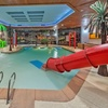 Tulsa Wyndham Hotel with Indoor Water Play Land