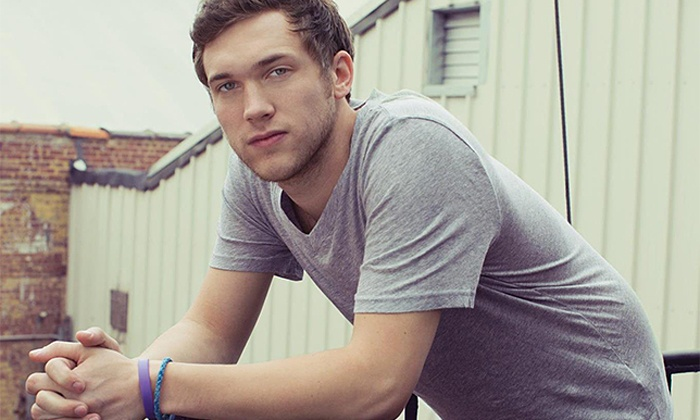 Phillip Phillips - City Center: $24 to See Phillip Phillips at Interior Savings Centre on March 27 at 7:30 p.m. (Up to $45.75 Value)