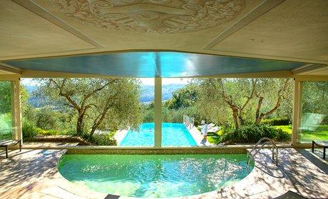 Toscana 4*: Fino a 2 notti in suite con jacuzzi, cena e Spa