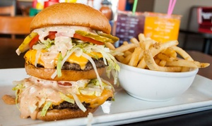 $18 for $30 Worth of Award-Winning Burgers and Shakes at Lunchbox Laboratory - Gig Harbor