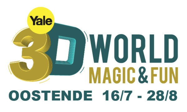 Toegangsticket Yale 3D World Magic & Fun in Oostende
