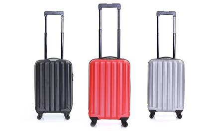 Monaco Lightweight Wheeled Hardshell Cabin Suitcase