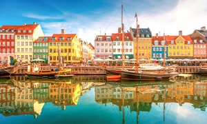 ✈ 6-Day Copenhagen Vacation with Air from Fleetway Travel at Copenhagen Vacation with Hotel and Air from Fleetway Travel, plus 6.0% Cash Back from Ebates.