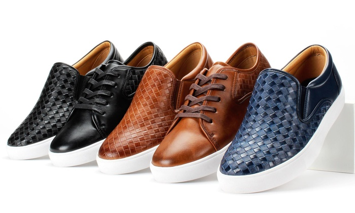 Harrison Men's Casual Woven Sneakers