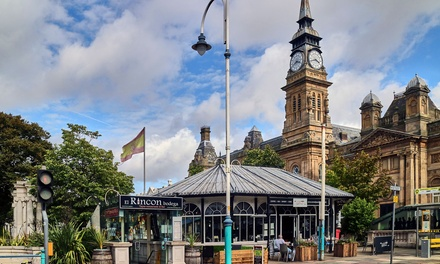 Southport: Up to 3-Night Stay for Two with Breakfast and Wine on Arrival at The Metro Hotel