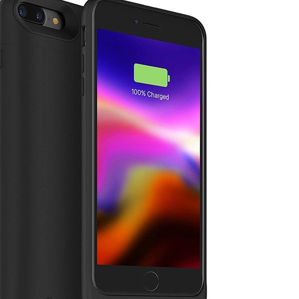 hot sale online 4f72a ae43e mophie MFI Juice Pack Wireless Battery Pack Case for iPhone 7/8 or 7 Plus/8  Plus