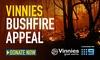 Vinnies Bushfire Appeal