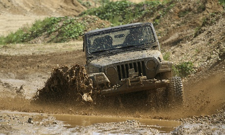 4x4 Off-Road Driving Experience with Ride Leisure Events