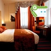 Liverpool: Double Room with Wine