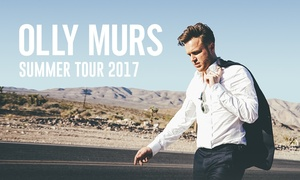 Olly Murs: Olly Murs Summer Tour on 3 June 2017 - 12 August 2017, Multiple Locations
