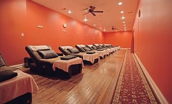 Up to 59% Off 60-Minute Massage at VIP Feet Feel Spa