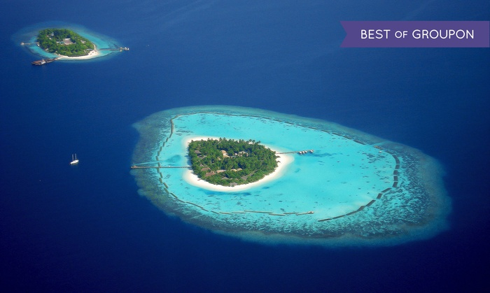 10-Day Dubai and Maldives Trip w/ Air from Pacific Holidays
