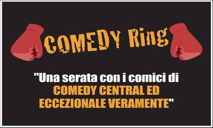 Comedy Ring a Genova
