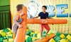Up to 24% Off at Rockin' Jump Indoor Trampoline Park