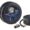 Pro Lift 12V Compact Tire Inflator with 3 Adapters