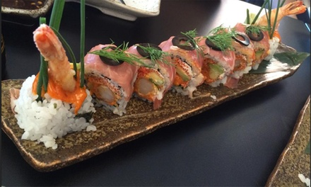 £30 or £60 Toward Japanese Food for Two or Four at Koko