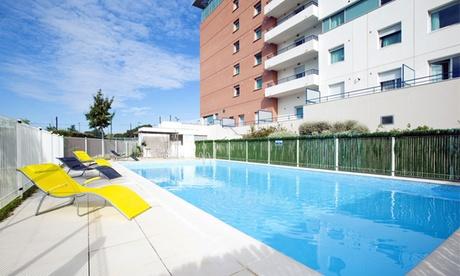 Toulouse: estudio o apartamento para 2 o 4 personas con opción a desayuno en Residhome Toulouse Occitania