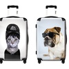 ikase Animal Themed Carry-On Spinner Luggage