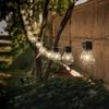 Solar-Powered String Light Bulbs