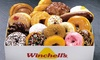 Up to 20% Off Baker's Dozen Donuts at Winchell's Donut House