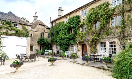 Wiltshire: 1- or 2-Night 4* Stay with Breakfast