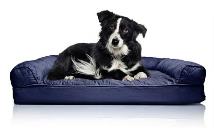 Cama ortopédica acolchada para perros Pet Amore