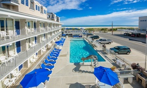 Beachfront Resort on the Jersey Shore