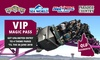Village Roadshow Theme Parks - Multiple Locations: $139 Unlimited Entry to Warner Bros. Movie World, Sea World, Wet'n'Wild Gold Coast + Paradise Country - QLD Locals Only