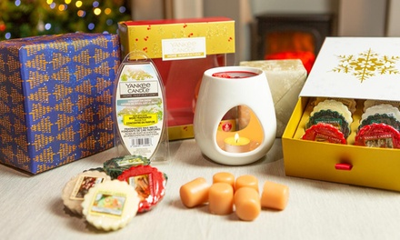 20Piece Yankee Candle Christmas Gift Set