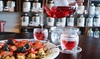 TEAliSe - NEC East: $17 for Afternoon Tea for Two and Two Signature Desserts at TEAliSe ($29 Value)
