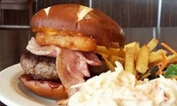 Tonic Burger and Fries for Two or Four at Tonic Dundee (Up to 47% Off)