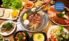 All-You-Can-Eat Korean BBQ Dinner