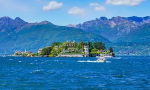 Navigazione sulle Isole del Lago Maggiore: Tour delle Isole Borromee con imbarcazioni di lusso per 1, 2, 4 o 6 persone da Consorzio Interlaghi