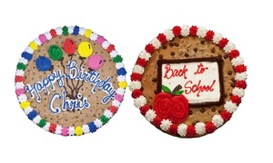 "Nestle Toll House Cafe - Chula Vista: $18 for a 15"" Cookie Cake at Nestle Toll House Cafe - Chula Vista ($29.99 Value)"