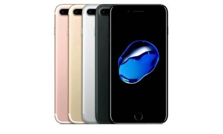 Apple iPhone 7/7+ reconditionné, jusque 256 Go de mémoire, Garanti 1 an, livraison offerte