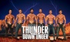 Menstrip: Thunder from Down Under