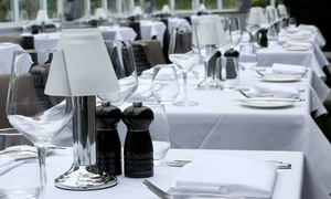 About Marco Pierre White Steakhouse Bar & Grill Lincoln: Two-Course Dinner with a Glass of Wine for Two at Marco Pierre White Steakhouse Bar & Grill Lincoln (Up to 62% Off)