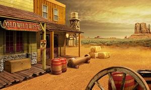 IQuest: Escape the room: pokój Dziki Zachód dla 2 osób od 74,99 zł i więcej opcji w IQuest(do -36%)