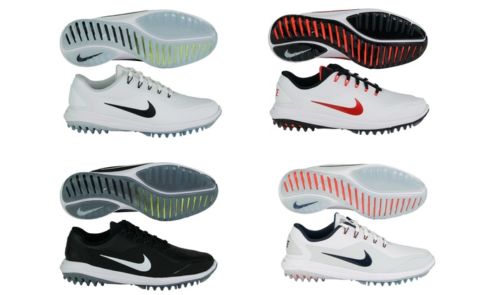 Nike Men S Lunar Control Vapor 2 Golf Shoes Groupon