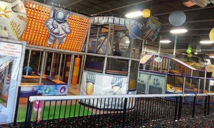 Funfinity Indoor Playground Up To 39 Off Auburn Ca