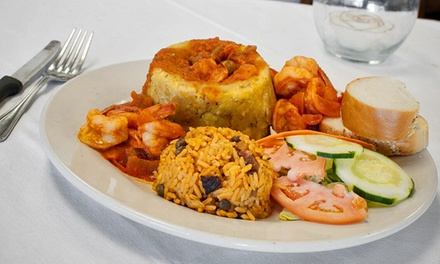 $13 for $20 Worth of Puerto Rican Food at Pancho's Tacos - Riverside