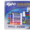 Expo Low-Odor Dry-Erase Marker Set (18-Piece)