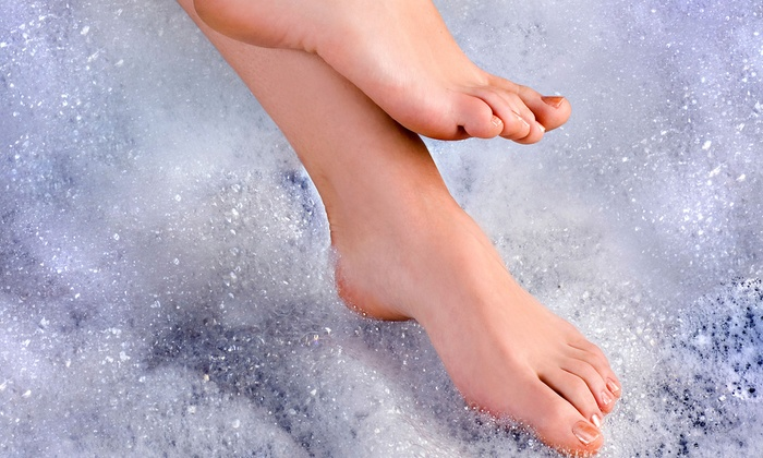 Clearstone Spa - Clearstone Laser Hair Removal: Laser Toenail-Fungus Removal for One or Both Feet at Clearstone Laser Hair Removal & Medical Spa (Up to 72% Off)