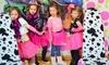 Be Fabulous Boutique - Beckenham: £89 for a Pop Stars Party for Ten Children at Be Fabulous Boutique (47% off)